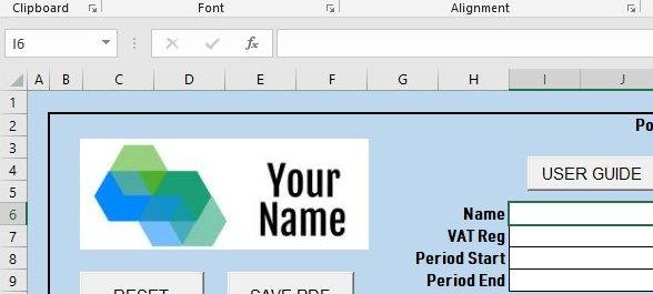 sample company logo
